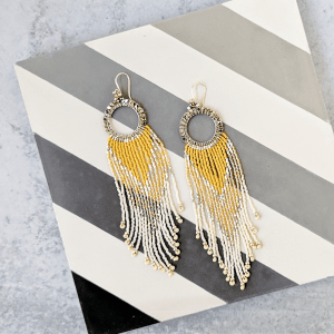 earrings photograph