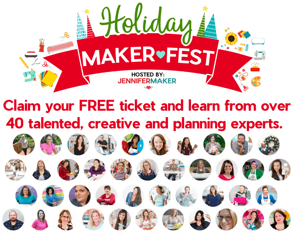Holiday MakerFest presenters