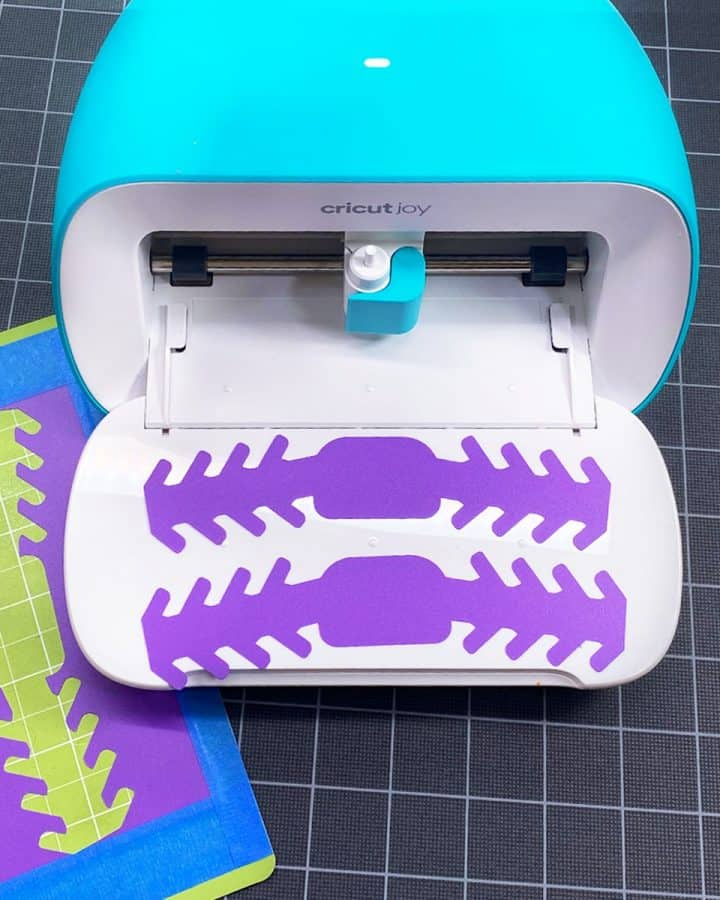 How to Cut Ear Savers with a Cricut Joy