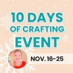 Amy Romeu's 10 Days of Crafting Event 2020
