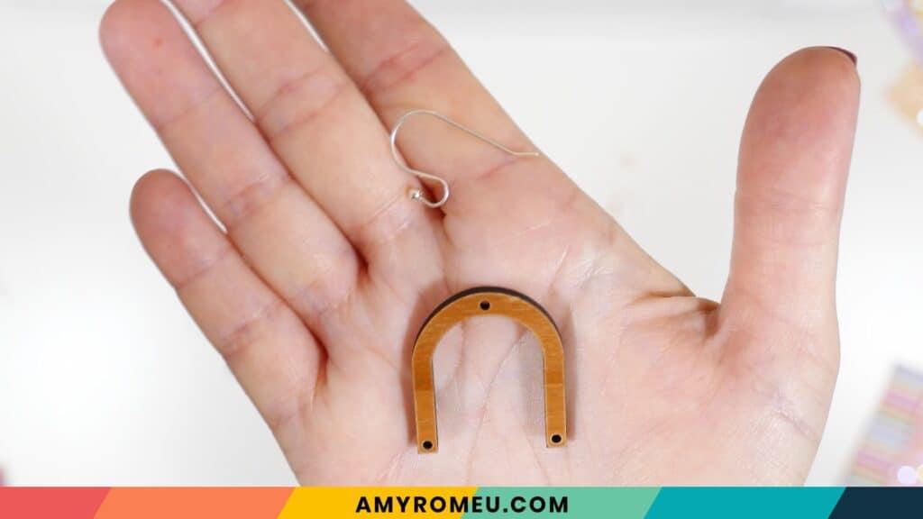 ball ear wire hook