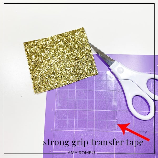 cutting glitter faux leather sheets for cricut earrings