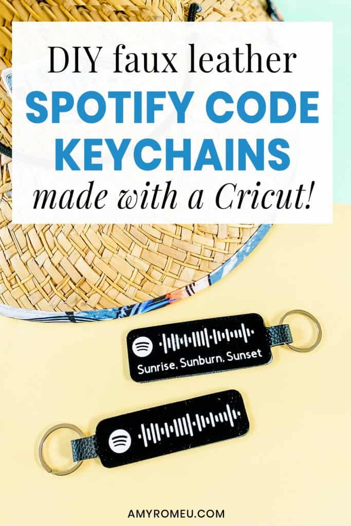 Spotify Code Keychain images