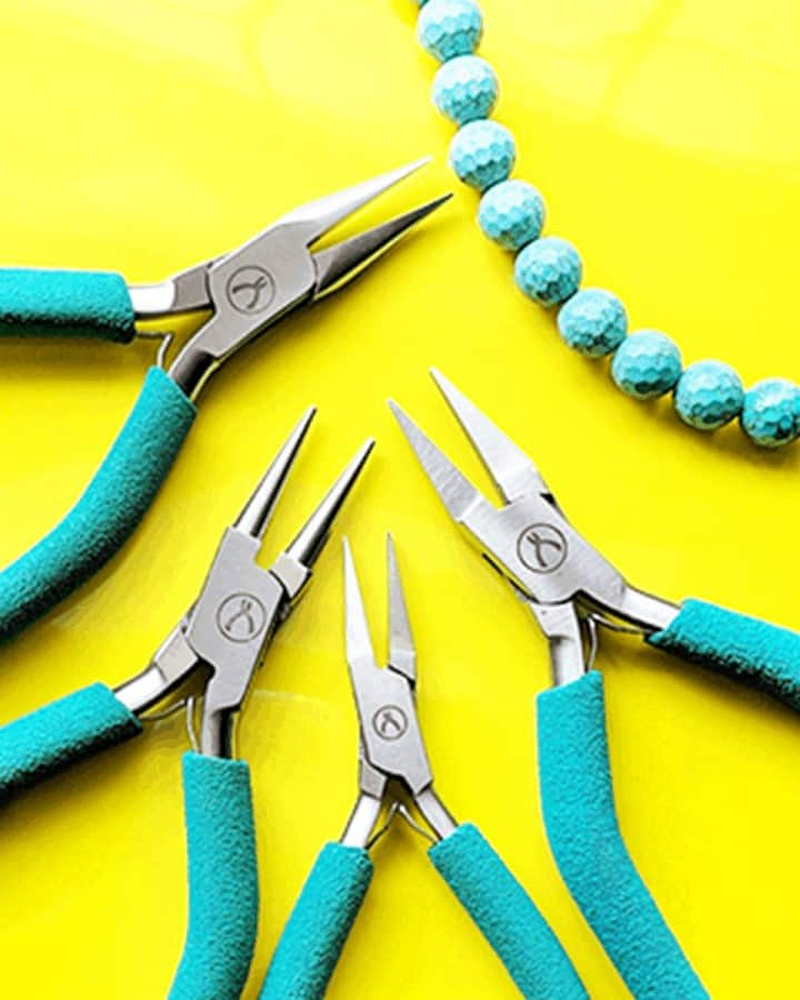 jewelry making pliers guide