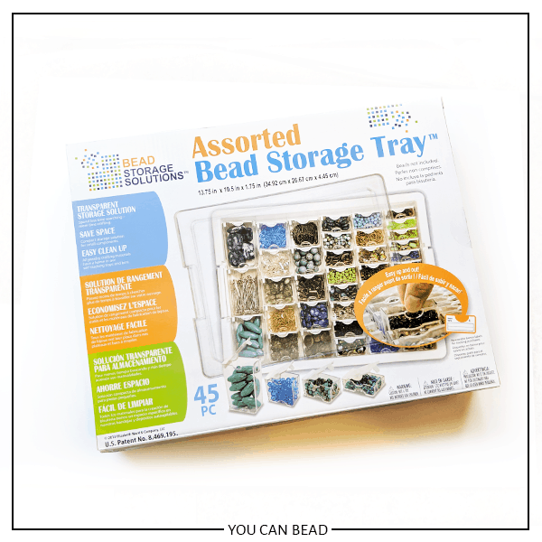 bead storage solutions bead storage tray for jewelry making