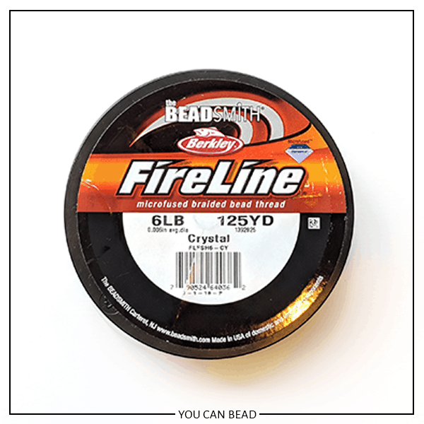 fireline beading thread for jewelry making