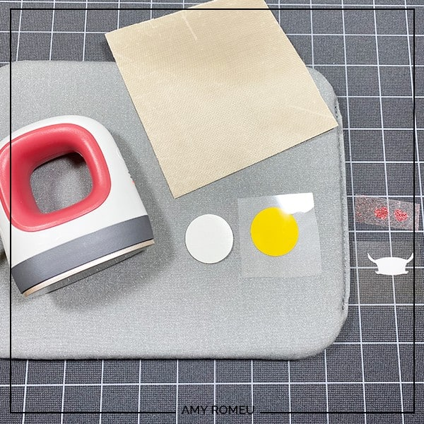 emoji badge cover layers and easy press mini